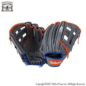 "Wilson 2017"" A2K DAVID WRIGHT GM A2K-DW5 GM"